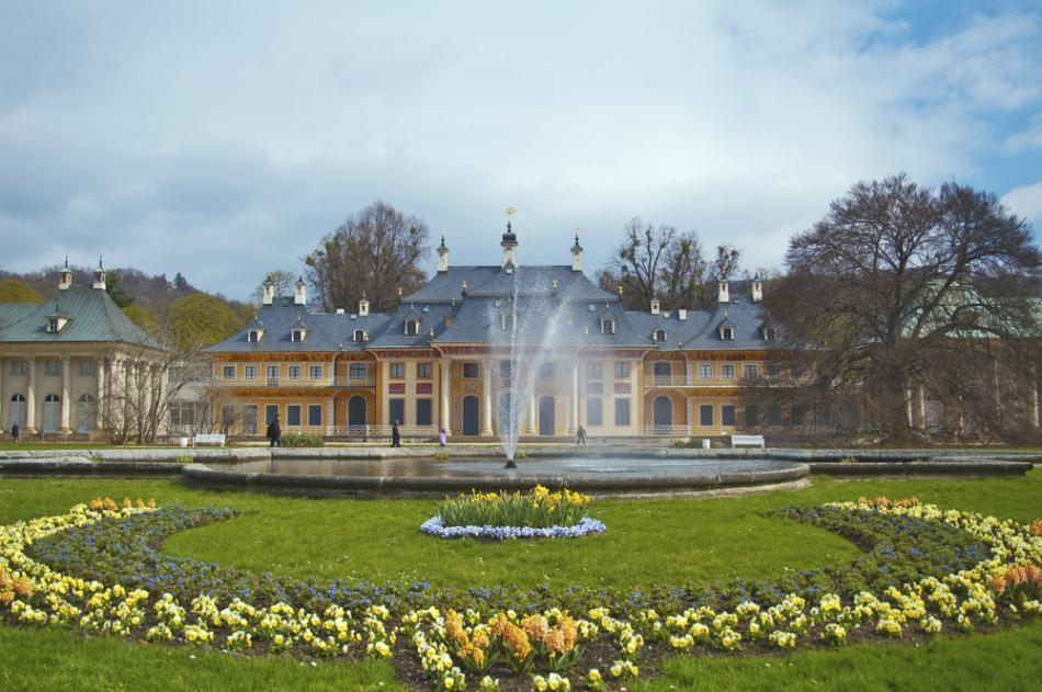 Zamek Pillnitz