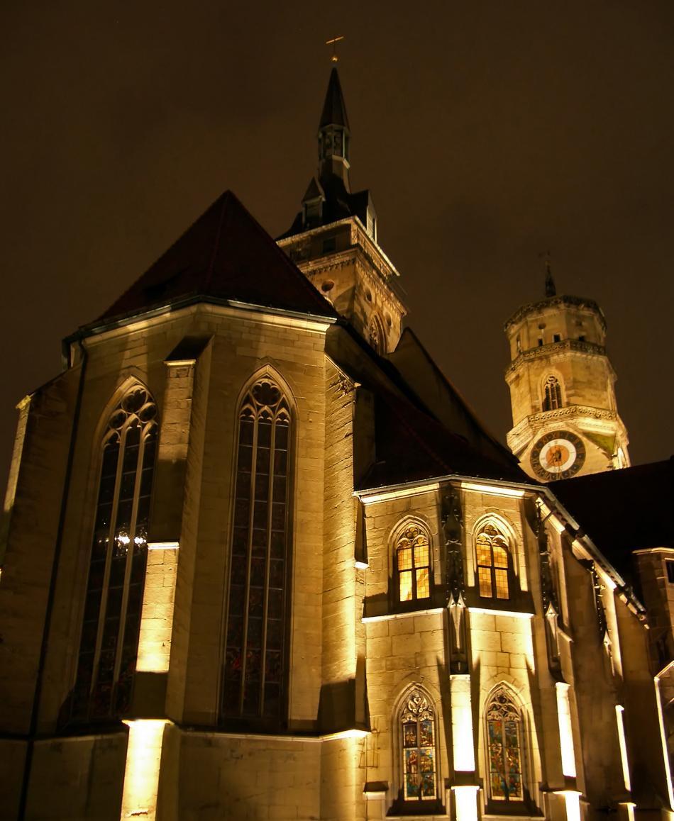 Kolegiata Stiftskirche