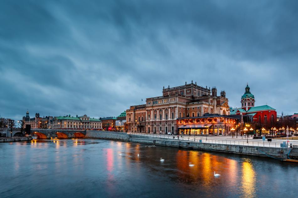 Sztokholm -