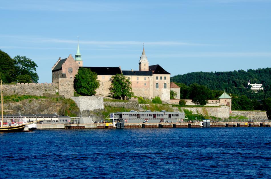 Akershus Zamek i Twierdza