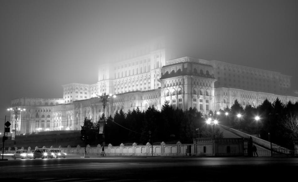 """Bukareszt - Dom Ludu """"Casa Poporului"""""""