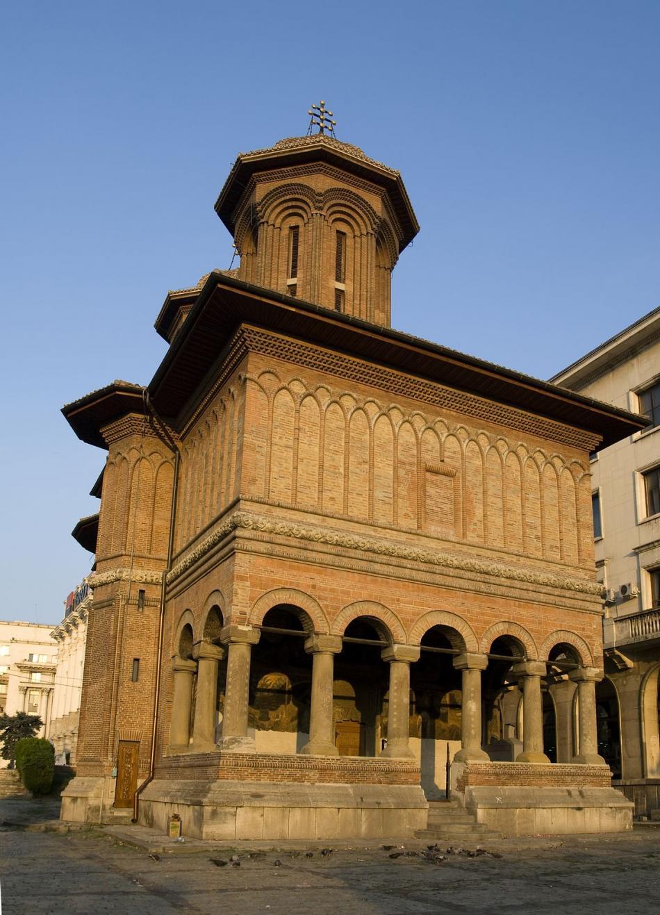 Cerkiew Kretzulescu