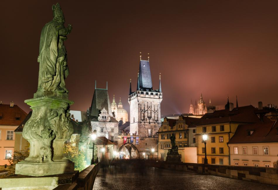 Staromiejska wieża mostowa