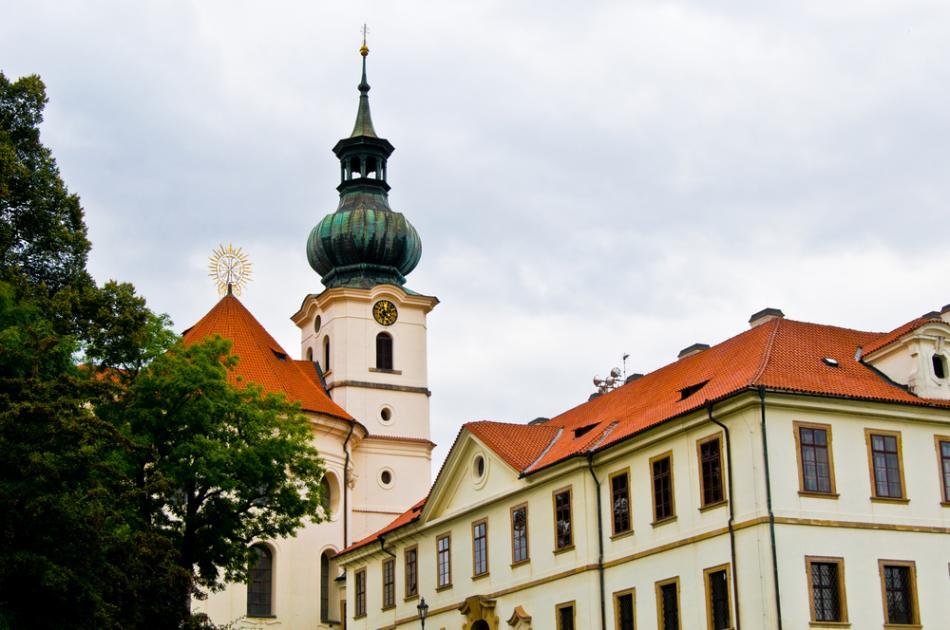 Klasztor na Brevnovie