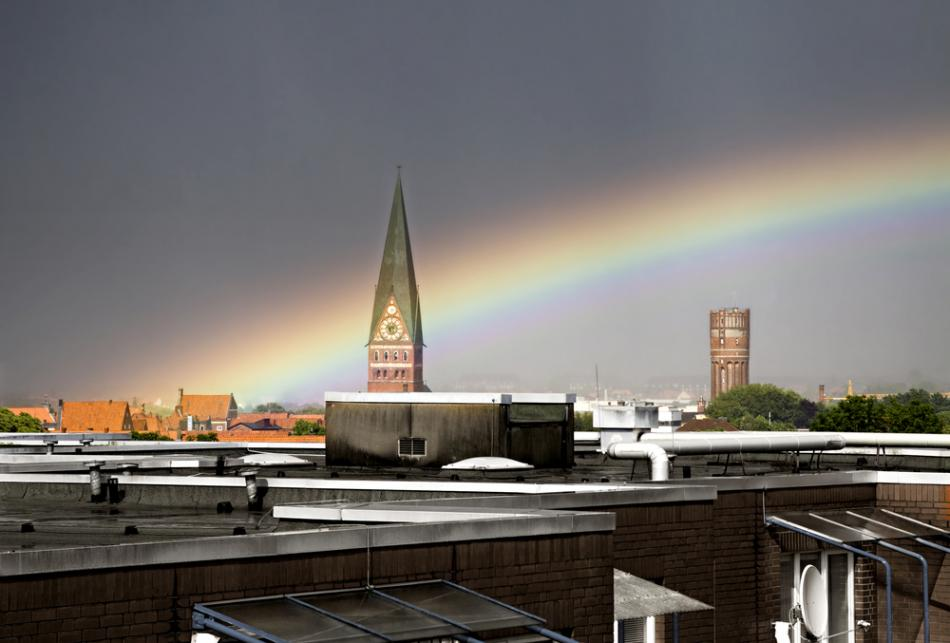 Hamburg - Kościół św. Jana w Hamburgu