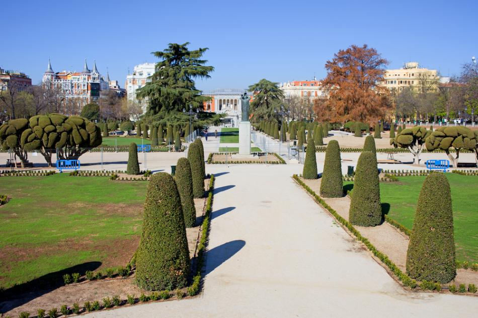 Park El Retiro