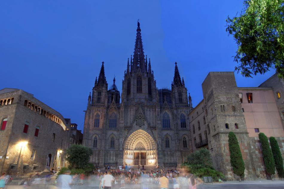 Katedra św. Eulaii