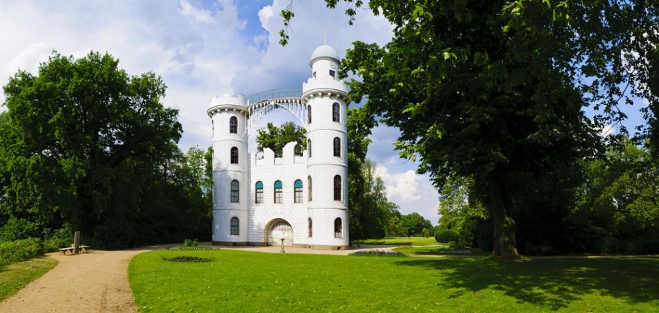 Pałac na Pawiej Wyspie