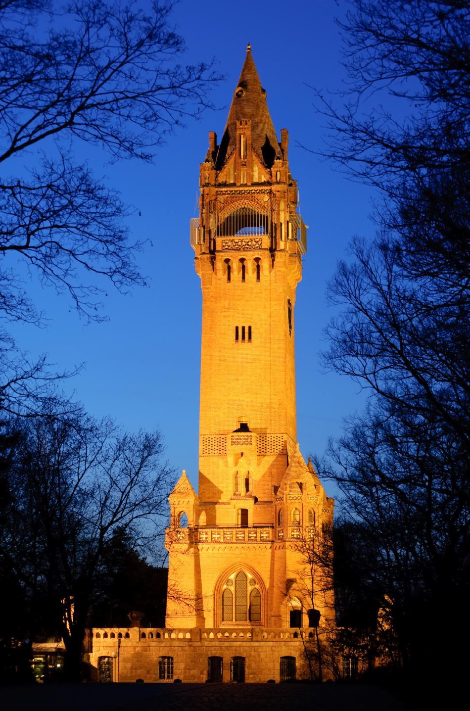 Wieża Grunewaldzka