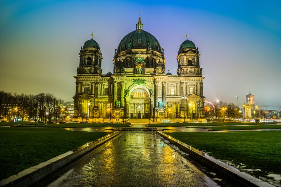 Katedra w Berlinie