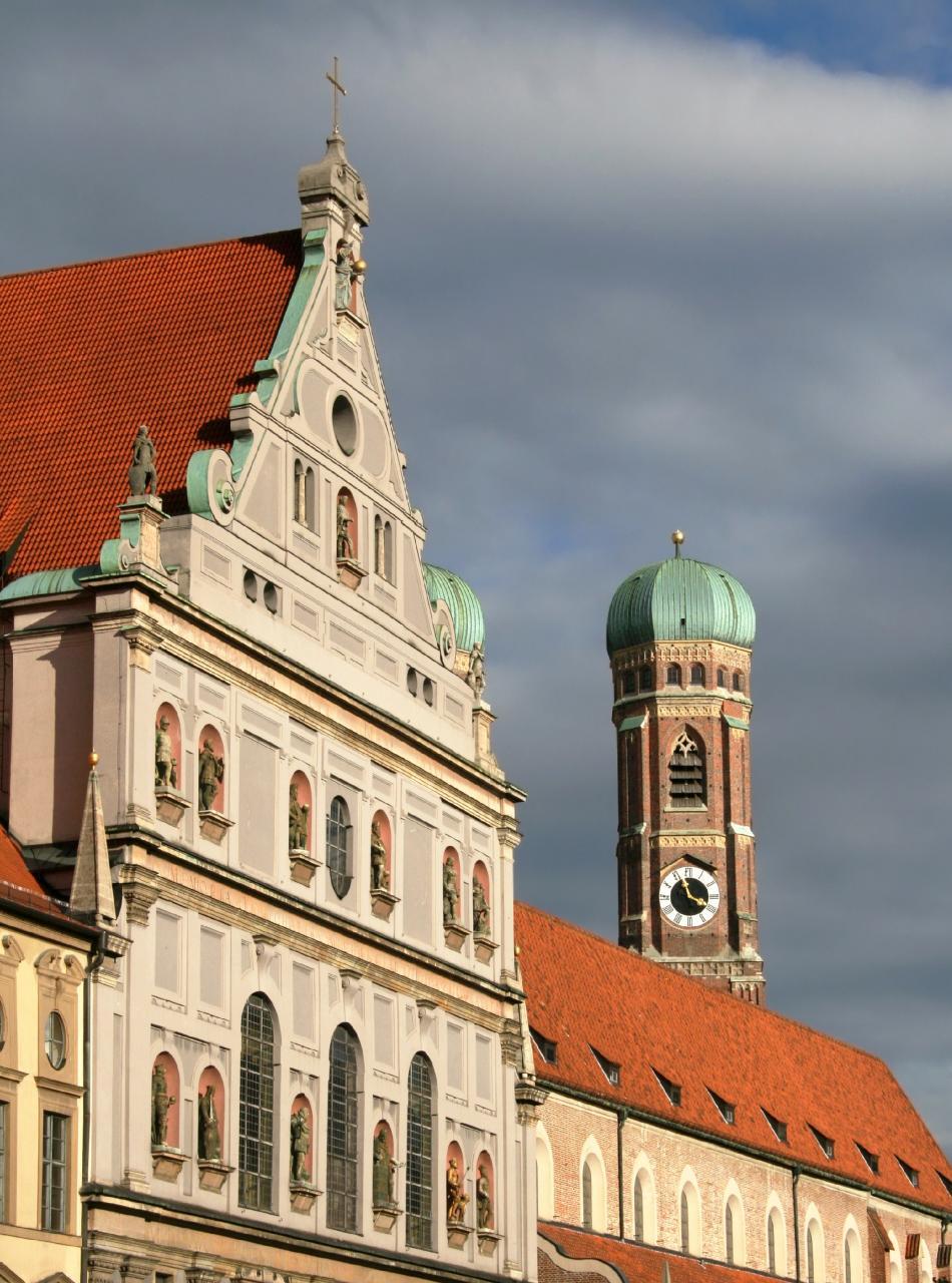 Kościół Świętego Michała w Monachium