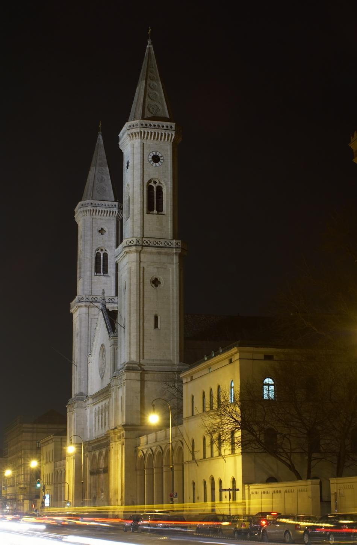 Monachium - Kościół Św. Ludwika