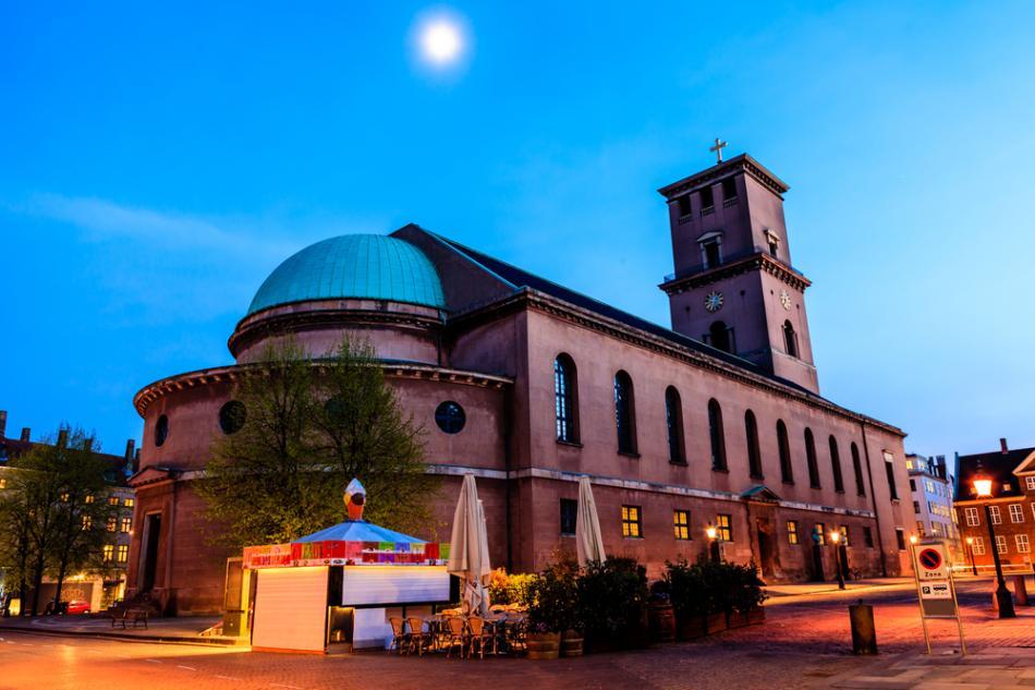 Kopenhaga - Vor Frue Kirke