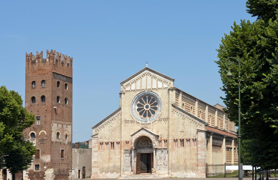 Bazylika San Zeno Maggiore