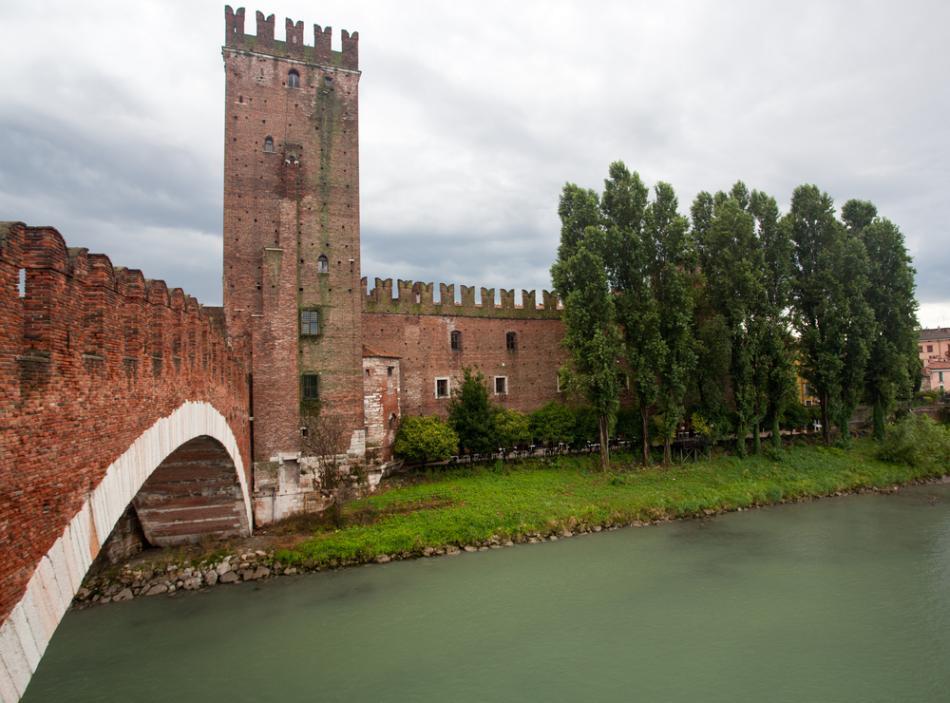 Zamek Castelvecchio