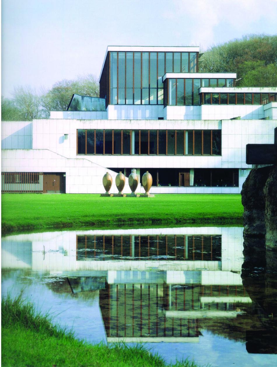 Muzeum sztuki wspolczesnej KUNSTEN