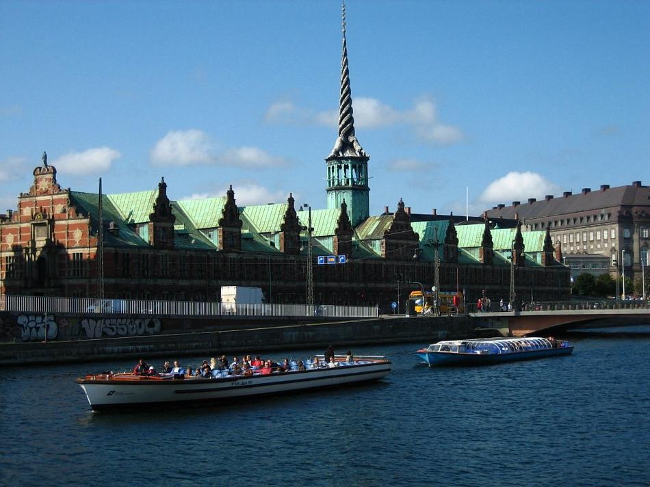 Kopenhaga - BORSEN - Giełda