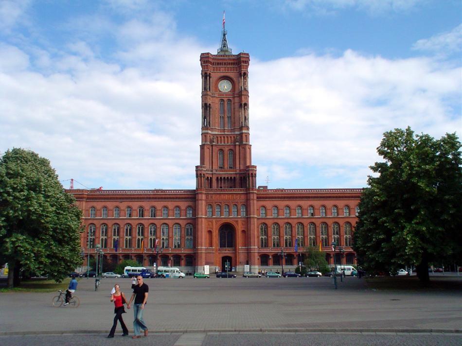 Berlin - Ratusz