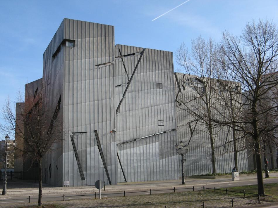 Berlin - Muzeum Żydowskie