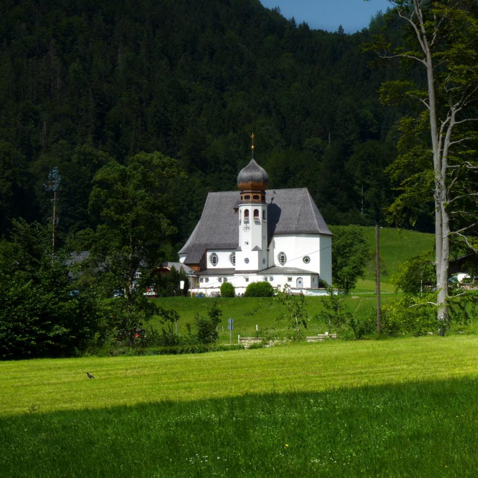 Niemiecki Szlak Alpejski