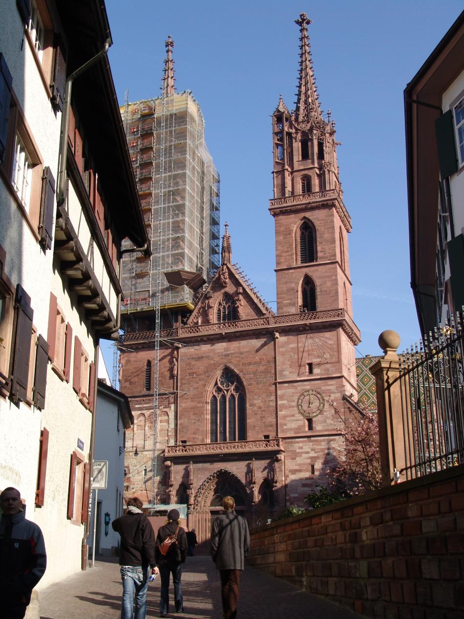 Katedra w Bazylei