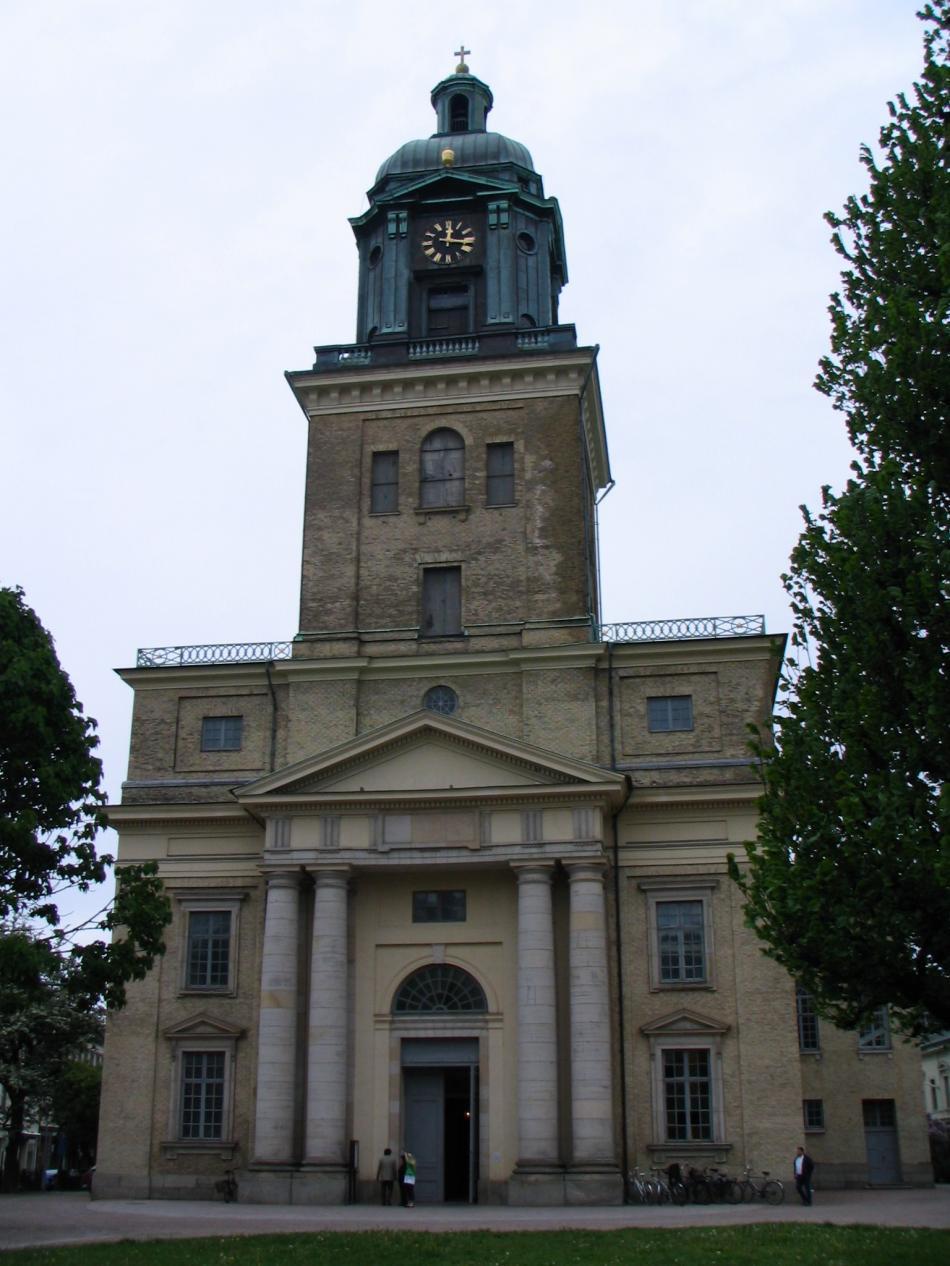 Katedra w Goteborgu