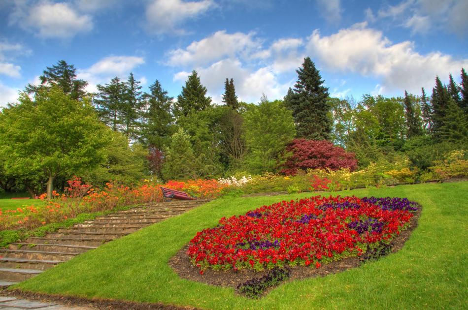 Ogród Botaniczny w Goteborgu