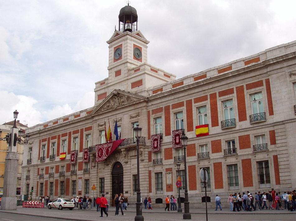 Plac Puerta del Sol