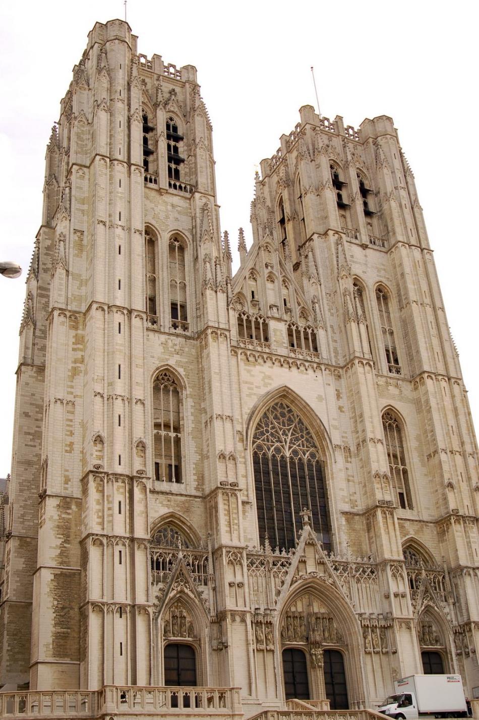 Katedra św. Michała w Brukseli