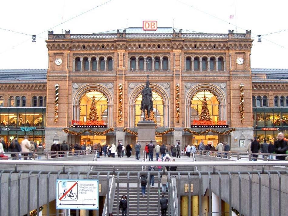 Hanower - Dworzec główny