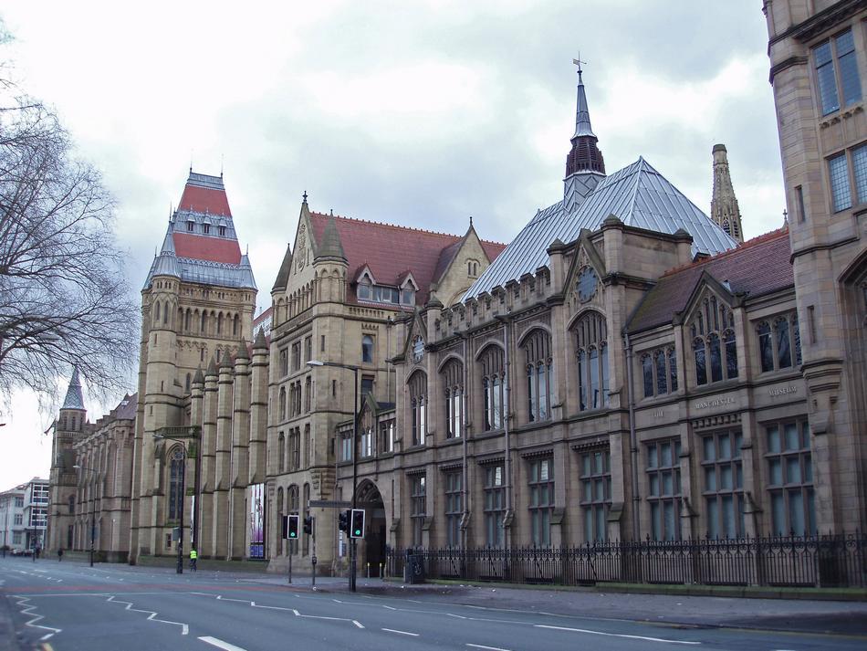 Manchester - Uniwersytet