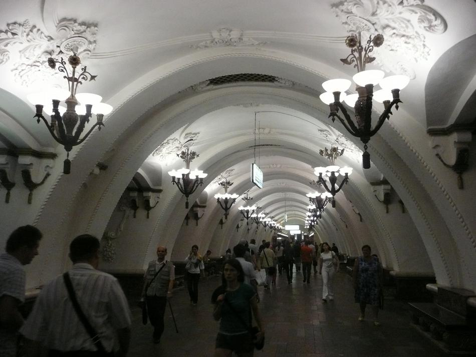 Moskwa - Metro