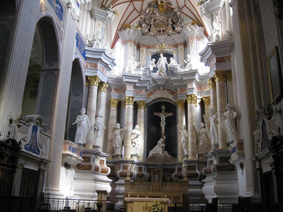 Archikatedra Piotra i Paw�a
