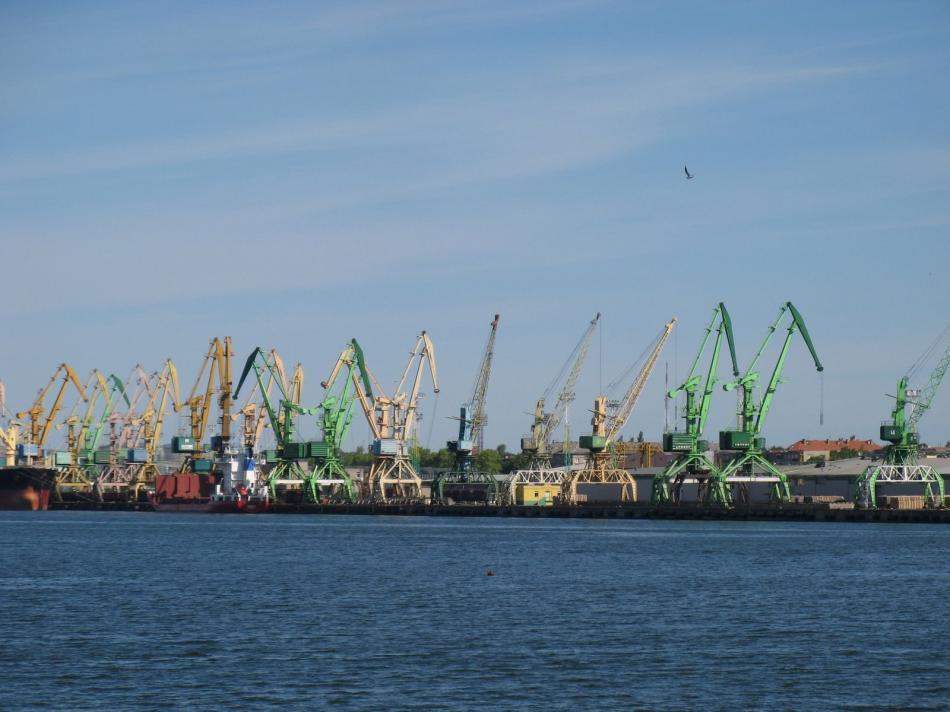 Port w Kłajpedzie