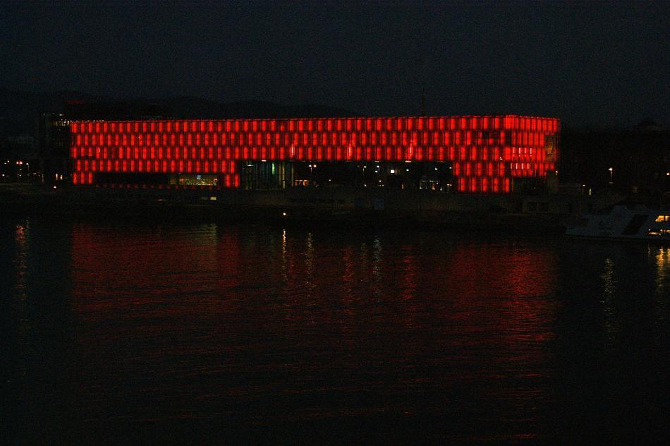 Muzeum Sztuki Współczesnej Lentos