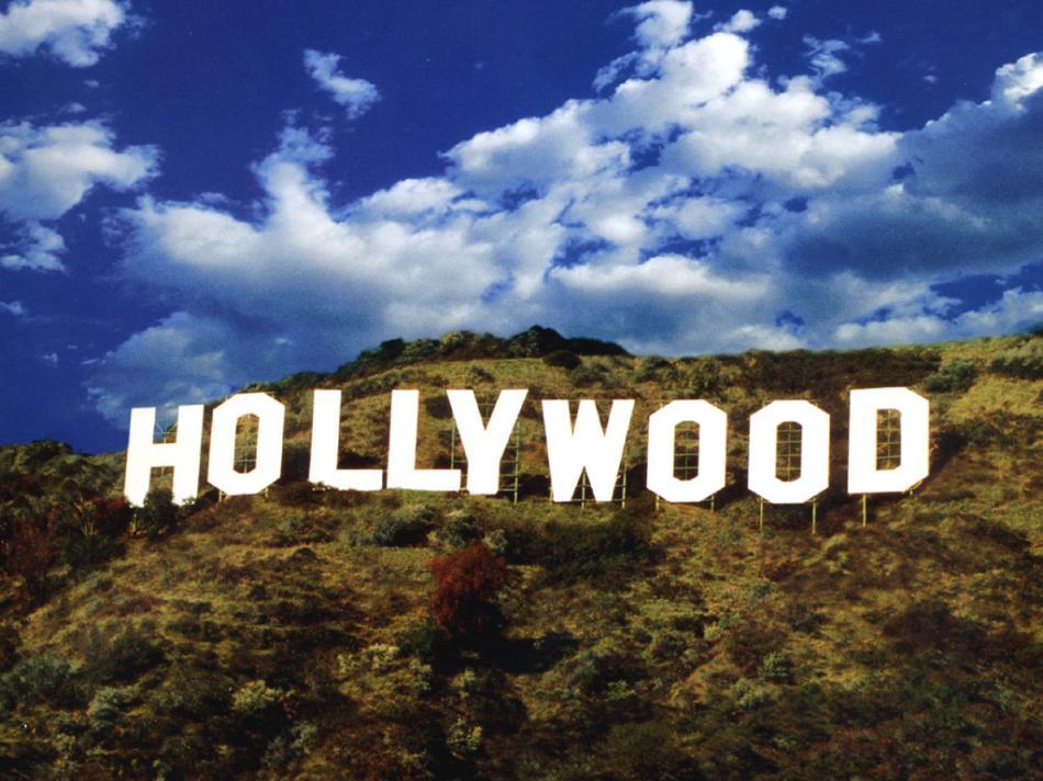 Hollywood w Los Angeles