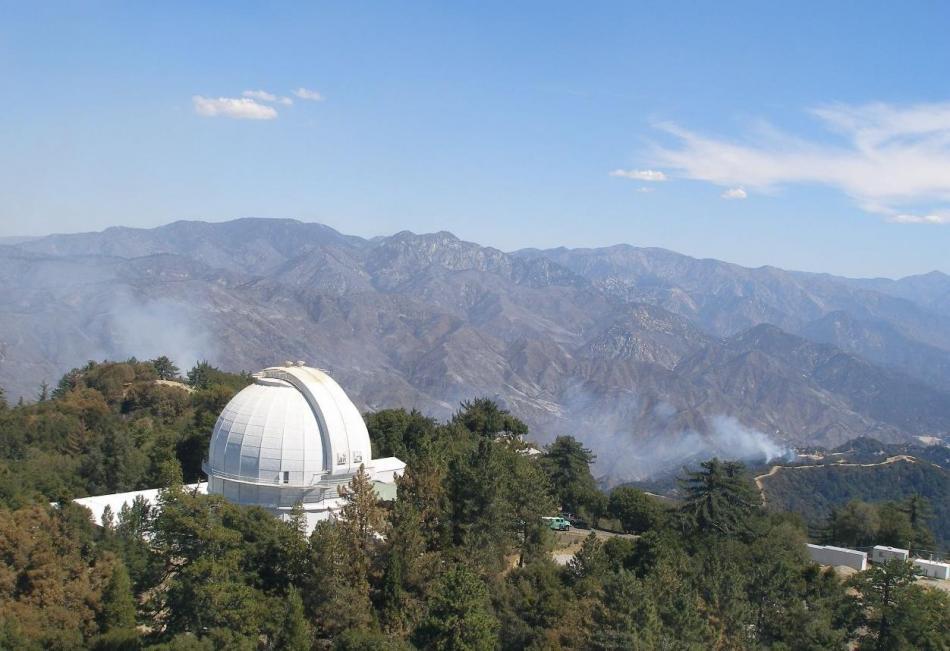 Obserwatorium Mount Wilson