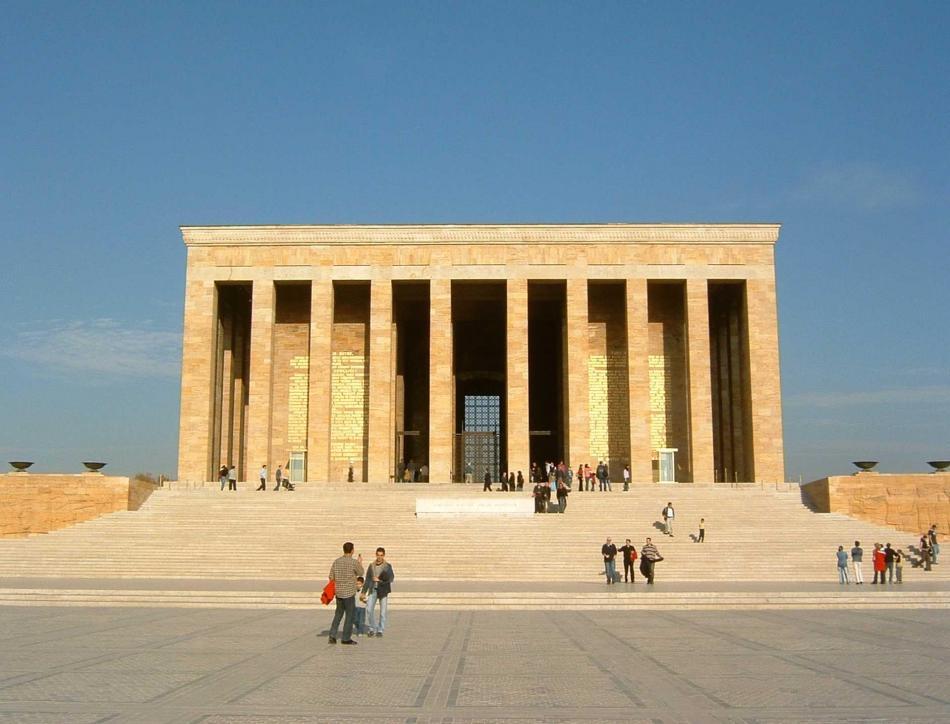 Mauzoleum Mustafy Kemala Paszy Ataturka