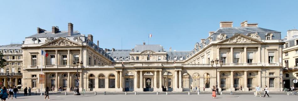 Pałac Królewski w Paryżu