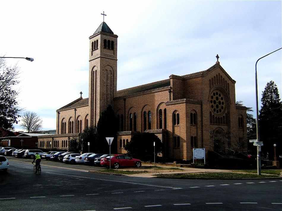 Katedra św. Krzysztofa w Canberze