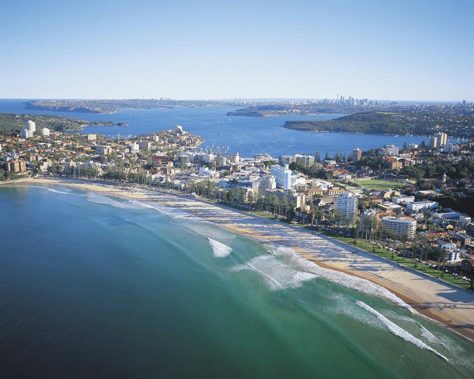 Najpiękniejsze plaże Sydney