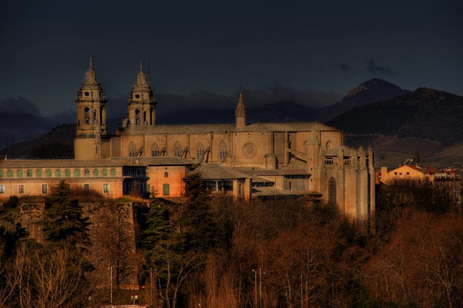 Katedra Gotycka w Pampelunie