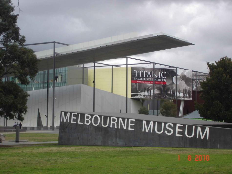 Muzeum w Melbourne