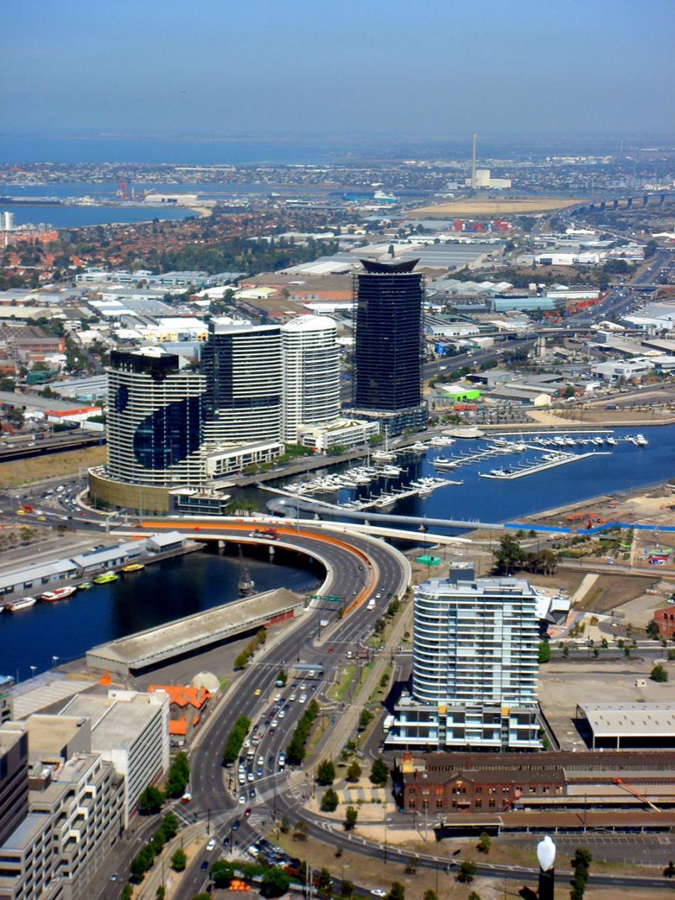 Dzielnica Docklands