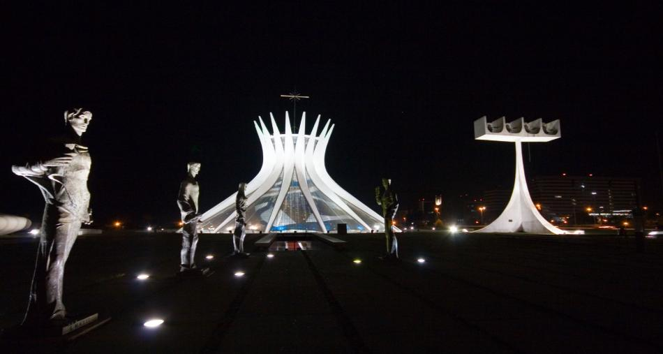 Metropolitan Cathedral Brasilia