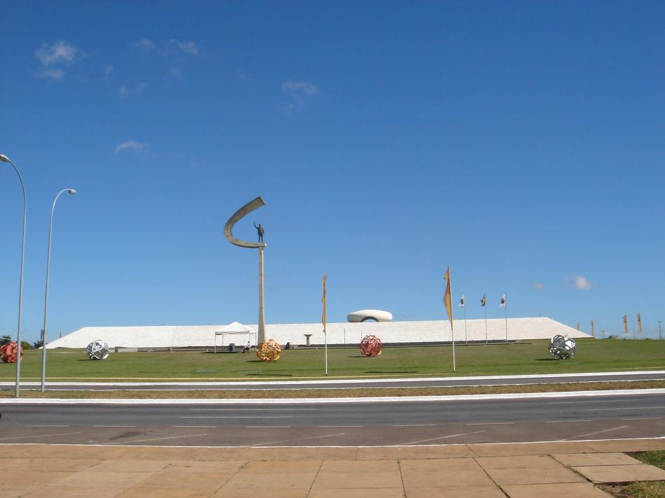 Brasilia JK Muzeum i pomnik