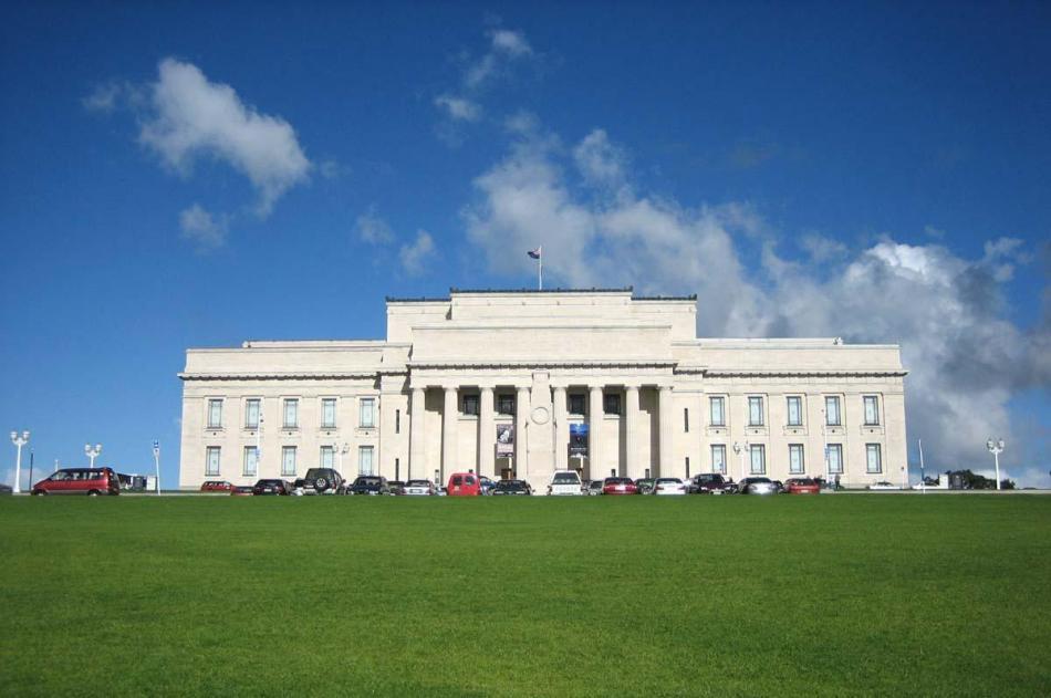 Muzeum Wojny w Auckland