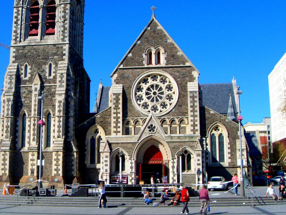 Christchurch - Katedra Anglikańska