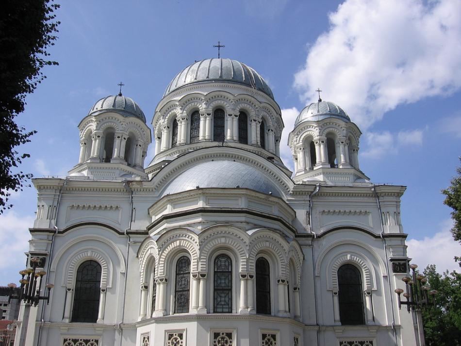 kościół św. Michała Archanioła i klasztor Bernardynek
