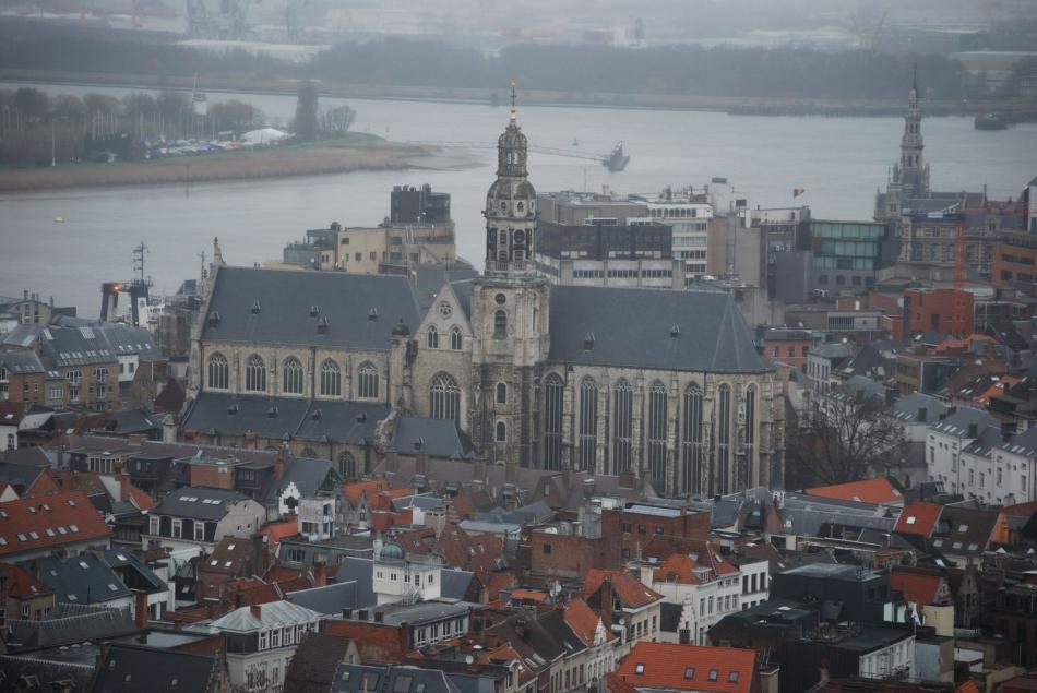 Kościół Świętego Pawła w Antwerpii